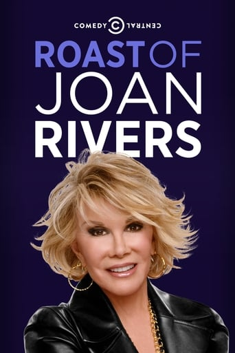 Poster of Comedy Central Roast of Joan Rivers