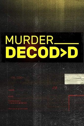 Watch Murder Decoded Online Free Putlockers