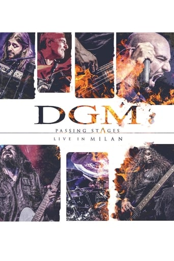DGM - Live In Milan