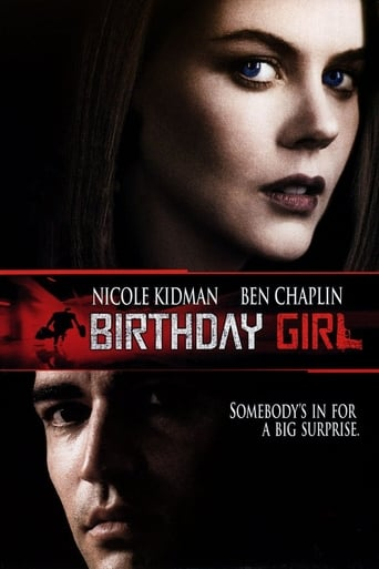 Birthday Girl Poster