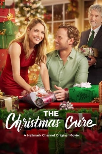 Poster of The Christmas Cure