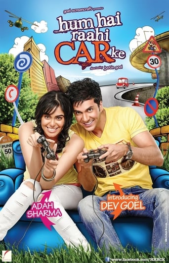 Poster of Hum Hai Raahi CAR Ke