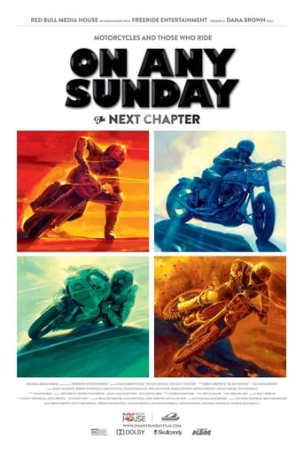 Poster of On Any Sunday, The Next Chapter