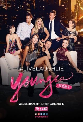 Jaunesnė / Younger (2016) 2 Sezonas