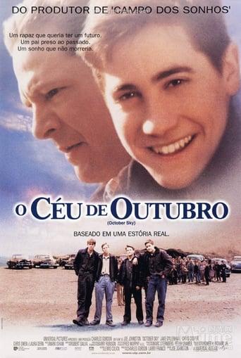 O Céu de Outubro - Poster