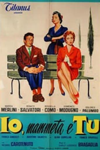 Poster of Io mammeta e tu