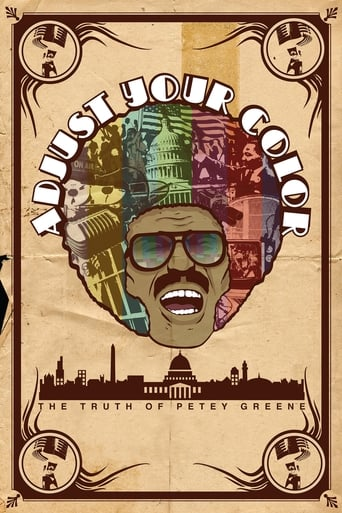 Poster of Adjust Your Color: The Truth of Petey Greene
