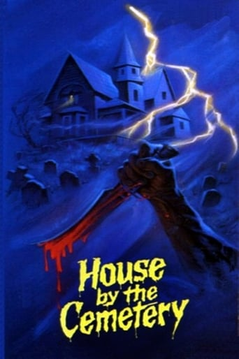 Poster of The House by the Cemetery