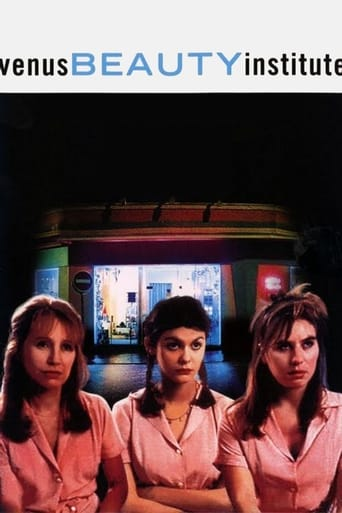 Official movie poster for Venus Beauty Institute (1999)