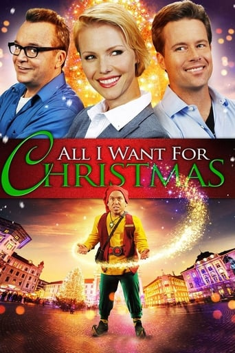 Poster of All I Want for Christmas