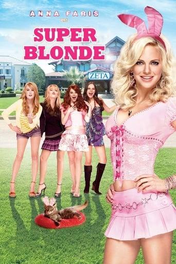 Poster of Super blonde
