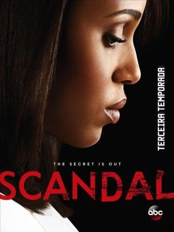 Escândalos Os Bastidores do Poder 3ª Temporada - Poster