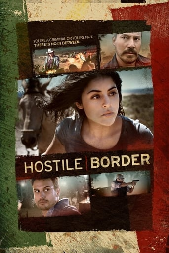 Poster of Hostile Border