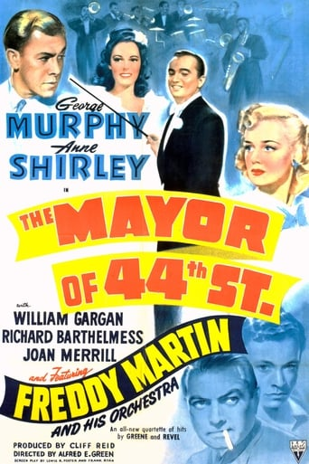 Poster of The Mayor of 44th Street