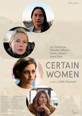 Certain Women - Drama / 2017 / ab 0 Jahre