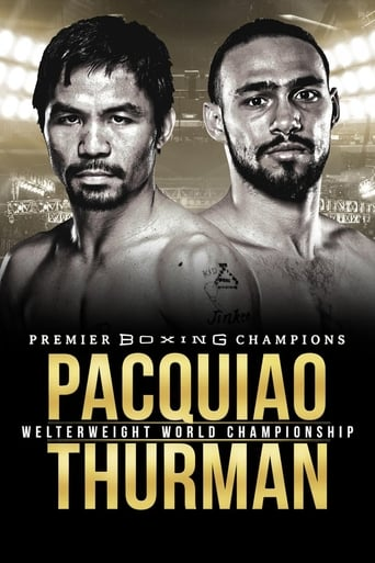 Watch Manny Pacquiao vs Keith Thurman Online Free Movie Now