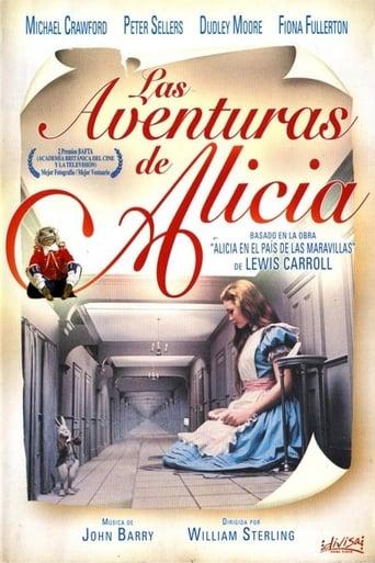 Poster of Alice's Adventures in Wonderland