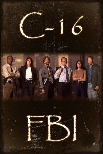 C-16: FBI Movie Poster