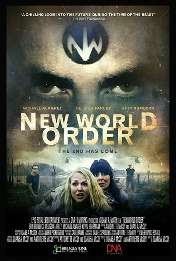 New World Order: The End Has Come