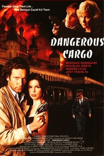 Poster of Dangerous Cargo