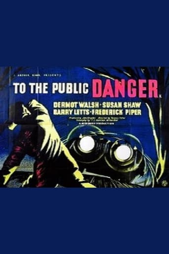 Poster of To the Public Danger