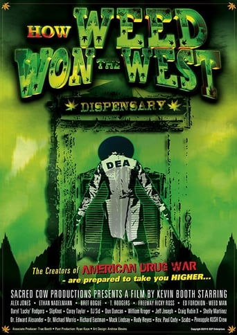 HighMDb - How Weed Won the West (2010)