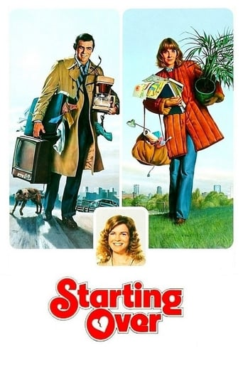 Poster of Starting Over