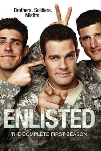 Nevykėlių dalinys / Enlisted (2014) 1 Sezonas