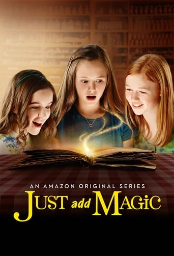 Poster of Just Add Magic