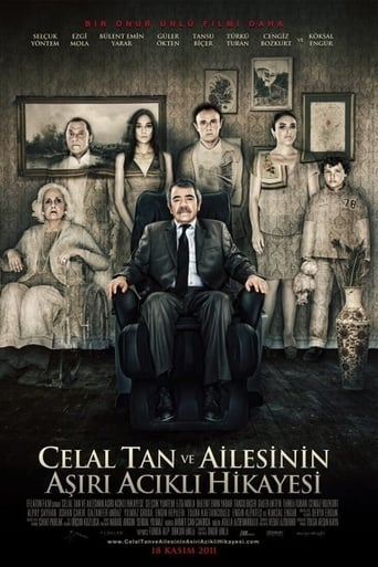 Poster of The Extreme Tragic Story of Celal Tan and His Family