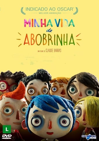Minha Vida de Abobrinha - Poster