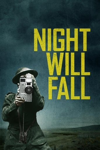 Poster of Night Will Fall