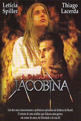 A Paixão de Jacobina - Poster