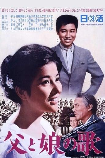 Poster of 父と娘の歌