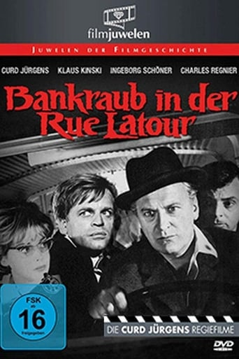 Watch Bankraub in der Rue Latour 1961 full online free