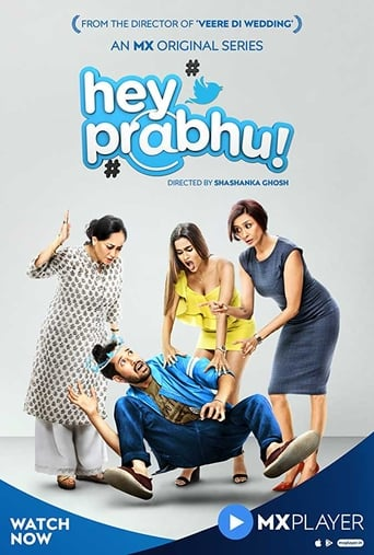 Poster of Hey Prabhu!