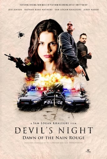 Devil's Night: Dawn of the Nain Rouge Poster