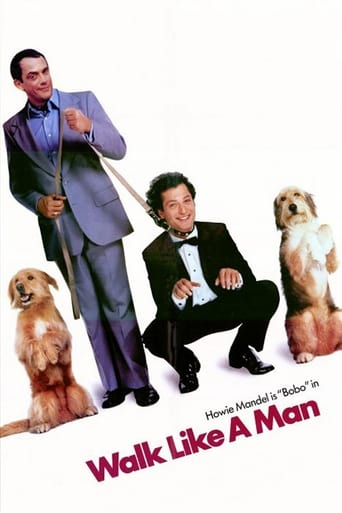 Poster of Walk Like a Man