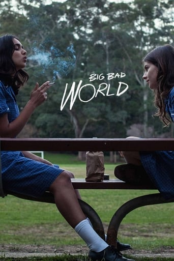 Poster of Big Bad World