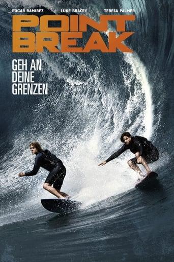 Point Break - Action / 2016 / ab 12 Jahre