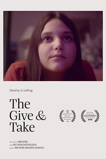 Poster of The Give And Take