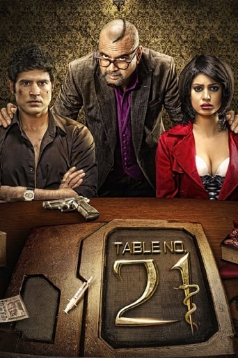 Poster of Table No. 21