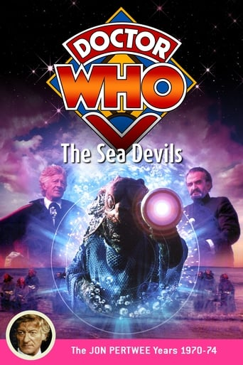 Poster of Doctor Who: The Sea Devils