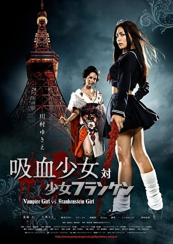 voir film Vampire Girl vs Frankenstein Girl  (Kyûketsu Shôjo tai Shôjo Furanken) streaming vf