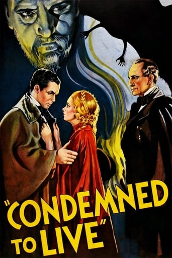 Poster of Condemned to Live