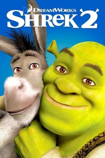 Shrek 2 - Poster