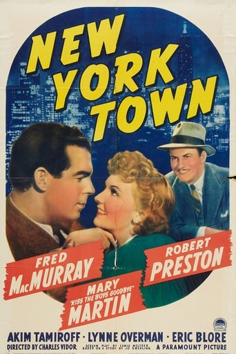 Poster of New York Town