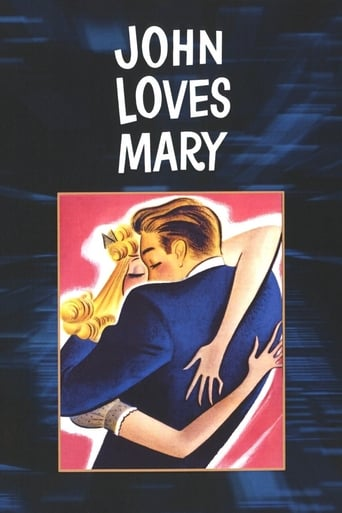 Poster of John Loves Mary