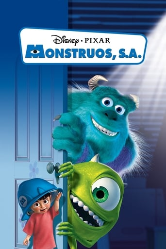 Poster of Monstruos, S.A.