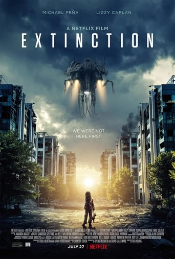 Download Legenda de Extinction (2018)